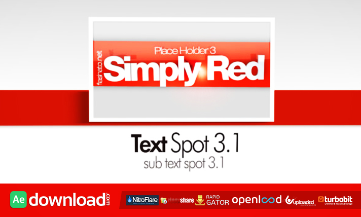 Simply Red CS4