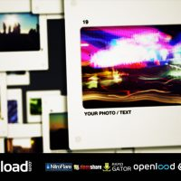 SLIDE SHOWCASE – AFTER EFFECTS PROJECT (VIDEOHIVE)
