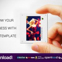 SLIDES IN HAND – FREE AFTER EFFECTS PROJECT (VIDEOHIVE)