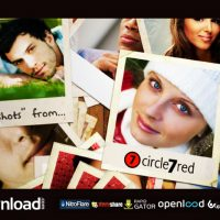 SNAPSHOTS – FREE AFTER EFFECTS PROJECT (VIDEOHIVE)