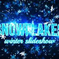 SNOWFLAKES (WINTER SLIDESHOW) – FREE  VIDEOHIVE
