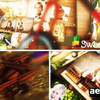 SWEET MEMORIES – AFTER EFFECTS PROJECT (VIDEOHIVE)