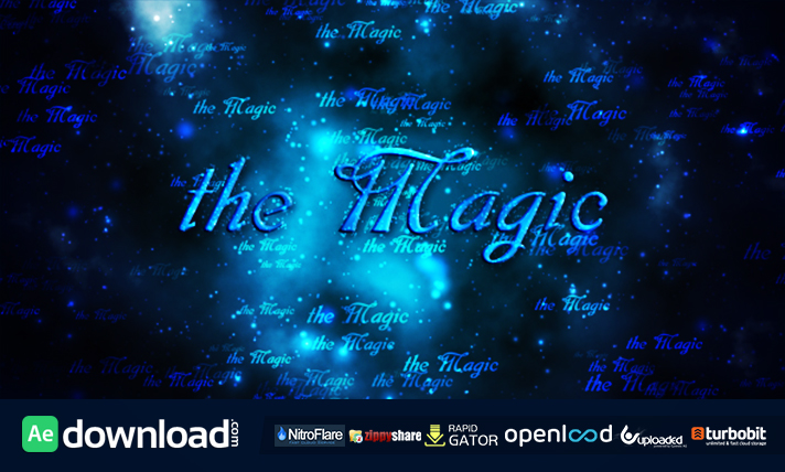 The Dark Magic After Effects Project Videohive Free