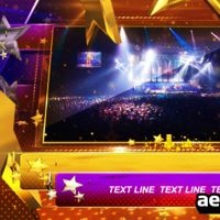 TV SHOW OR AWARDS SHOW PACKAGE VIDEOHIVE