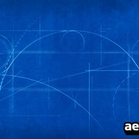 THE BLUEPRINT – AFTER EFFECTS PROJECT (VIDEOHIVE)