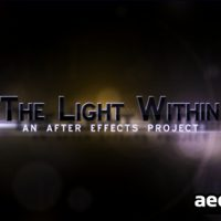THE LIGHT WITHIN – AFTER EFFECTS PROJECT (VIDEOHIVE)