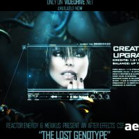 THE LOST GENOTYPE – AFTER EFFECT PROJECT (VIDEOHIVE)