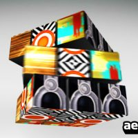 THE PUZZLE CUBE – AFTER EFFECTS PROJECT (VIDEOHIVE)