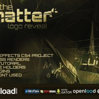 THE SHATTER -AFTER EFFECTS PROJECT (VIDEOHIVE)