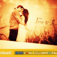TIME TO LOVE 2 – AFTER EFFECTS PROJECT (VIDEOHIVE)