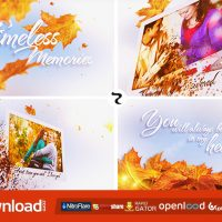 TIMELESS MEMORIES – FREE DOWNLOAD (VIDEOHIVE)