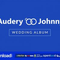 TIMELINE WEDDING ALBUM – AFTER EFFECTS PROJECT (VIDEOHIVE)