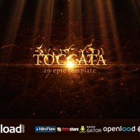 TOCCATA – AFTER EFFECTS PROJECT (VIDEOHIVE)