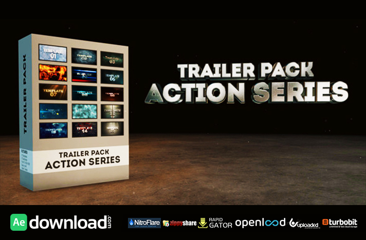 Trailer Pack - Action Series