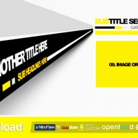 AE CS3 – TRITONE BUSINESS TEMPLATE – AFTER EFFECTS PROJECT (VIDEOHIVE)