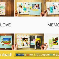 TRUE LOVE MEMORIES – AFTER EFFECTS PROJECT (VIDEOHIVE)