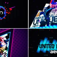 UNITEDMOTIONS – AFTER EFFECTS PROJECT (VIDEOHIVE)