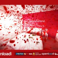 VALENTINES FLOWER POWER – AFTER EFFECTS PROJECT (VIDEOHIVE)