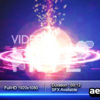 VACUMLOGO INTRO – AFTER EFFECTS PROJECT (VIDEOHIVE)