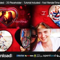 VALENTINE'S DAY 6695672 – FREE AFTER EFFECTS PROJECT (VIDEOHIVE)