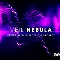 VEIL NEBULA – AFTER EFFECTS PROJECT (VIDEOHIVE)