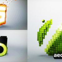 VOXEL CHANNEL – AFTER EFFECTS PROJECT (VIDEOHIVE)