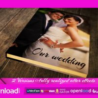 WEDDING STORY PRESENTATION – FREE AFTER EFFECTS PROJECT (VIDEOHIVE)