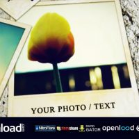 WALL AND PHOTOS – AFTER EFFECTS PROJECT (VIDEOHIVE)