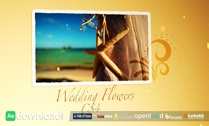 Wedding Flowers CS4