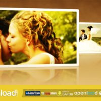 WEDDING PARTICLES WORD – AFTER EFFECTS PROJECT (VIDEOHIVE)