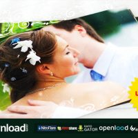WEDDING PHOTO GALLERY WITH ORNAMENT – AFTER EFFECTS PROJECT (VIDEOHIVE)