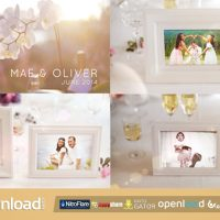 WHITE PHOTO GALLERY – SPECIAL EVENTS – AFTER EFFECTS PROJECT (VIDEOHIVE)