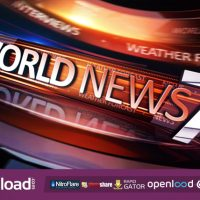 WORLD NEWS BROADCAST PACKAGE – VIDEOHIVE