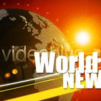 WORLD NEWS ID OPENER – AFTER EFFECTS PROJECT – VIDEOHIVE
