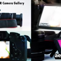 PHOTO GALLERY ON A DSLR CAMERA – AFTER EFFECTS PROJECT (VIDEOHIVE)