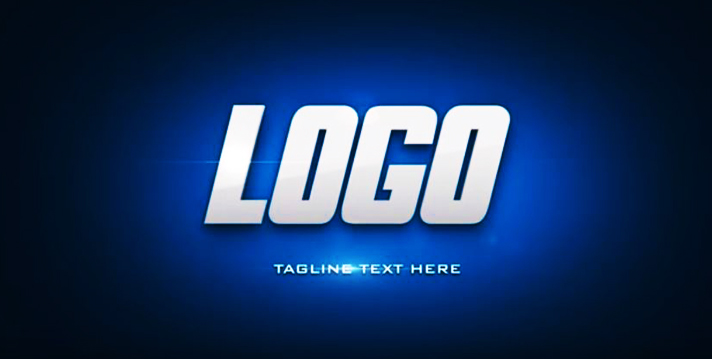 4 Logo Reveal Free After Effects Template Bluefx