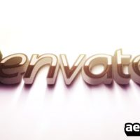 3D LOGO KIT – AFTER EFFECTS PROJECT (VIDEOHIVE)