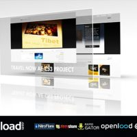 MYSITE.COM CS4 PROJECT FILE (VIDEOHIVE)