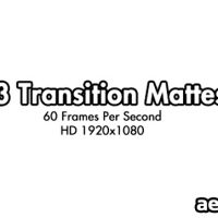 MOTION GRAPHIC – 33 HD TRANSITION MATTES 60FPS (VIDEOHIVE)