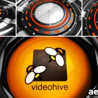 3D SCI FI OPENER – AFTER EFFECTS PROJECT (VIDEOHIVE)