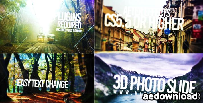 3D Slide Photo