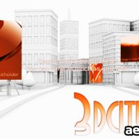 3D CITY ANIMATION – FLY THROUGH SHOWCASE (VIDEOHIVE)