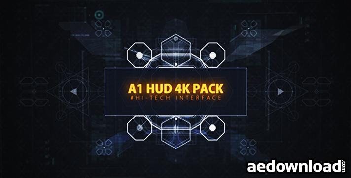 A1 HUD 4K PACK
