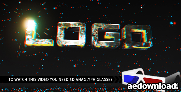 ANAGLYPH TITLES 108639