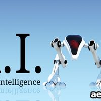 ARTIFICIAL INTELLIGENCE – A.I. – PROJECT FOR AFTER EFFECTS (VIDEOHIVE)