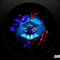 ABSTRACT DARK LOGO OPENER / INTRO (VIDEOHIVE)