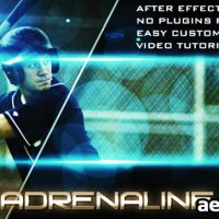 ADRENALINE – AFTER EFFECTS PROJECT (VIDEOHIVE)