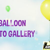 AIR BALLOON PHOTO GALLERY – AFTER EFFECTS PROJECT (VIDEOHIVE)