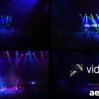 ARENA SHOW – PROJECT FOR AFTER EFFECTS (VIDEOHIVE)