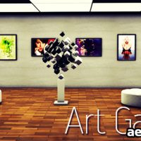 ART GALLERY – AFTER EFFECTS PROJECT (VIDEOHIVE)